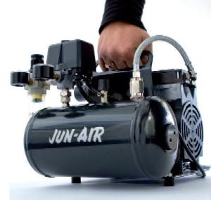 JUN-AIR iSeries Oil Less Compressors