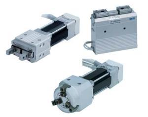 SMC Pneumatics LEH Electric Grippers