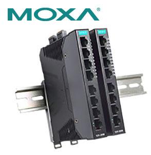 Moxa 3008 with logo